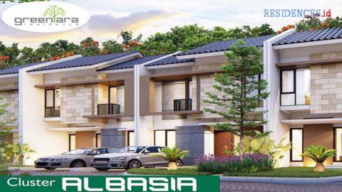 Cluster-Albasia-Green-Ara-Residence-Kota-Harapan-Indah-Bekasi