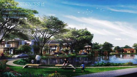 Cluster Olive Residence The Orchard Summarecon Bekasi 001